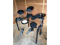 Alexis DM7 electric drum kit with USB connectivity