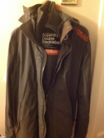 jacket super dry men's