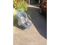 Child's car seat by britax