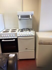 Gas cooker one month guarantee delivery available
