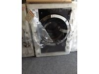Beko 10kg 1400spin washing machine. Black. New in package 12 month Gtee
