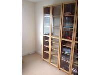 Ikea Billie Bookcases