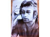 JOHN LENNON (BEATLES) NEW YORK YEARS POSTER