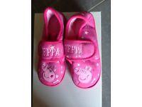 Pepa pig slippers