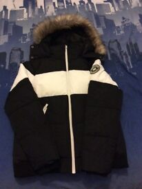 Brand new supply and demand coat from JD