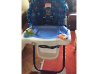 Fisher price baby high chair