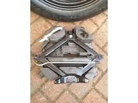 Ford Space saver wheel C-Max / Focus / Mondeo