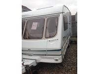 Swift sandymere l 2002 2 berth with motor mover