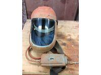 Air fed mask