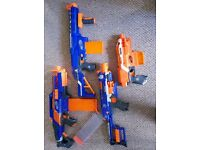 Nerf Blaster Collection