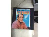 Perry como six lp boxset