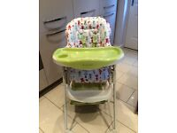 Mamas & Papas Highchair - Great Condition