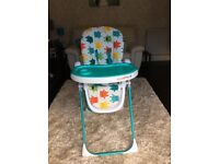 Cosatto Noodle Supa Highchair - Monster Mash
