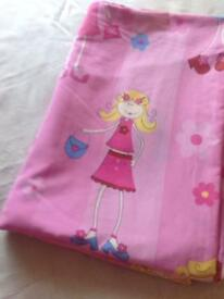 Quilt cover with matching pillow case