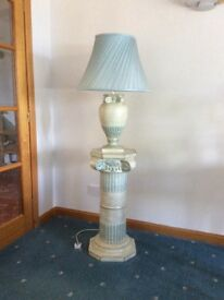 Lovely Lamp and Base set