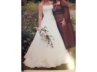 Maggi Sottero wedding dress size 8