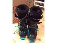 Full Tilt Soul Sister Ski Boots 2016