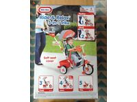 BNIB Little Tikes Relax & Ride 5 in 1 Trike for sale (RRP £109)
