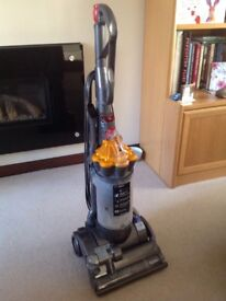 Dyson DC 27 bag less Hoover with all the tools