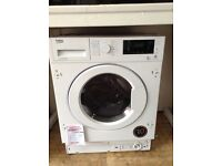 Intergrated 7kg washer/dryer new graded 12 month gtee rrp £499 only £369