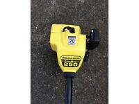 McCULLOCH TrimMac 250 petrol strimmer Trim Mac garden grass lawn trimmer cutter