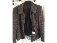 EWM jacket women's size 16