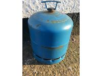 Campingaz Camping / Motorhome Gas Cylinder 907 Empty (Refillable)