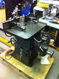 WADKIN EPA Spindle Moulder - 3 Phase, Can Pallet