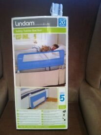 Childs Bed rail/guard - Lindam - Excellent Condition