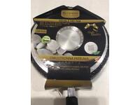 Omelette frying pan, double sided