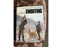 Encyclopaedic of shooting very good condition