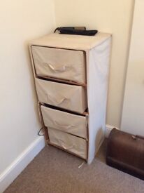 Linen ikea clothes chest