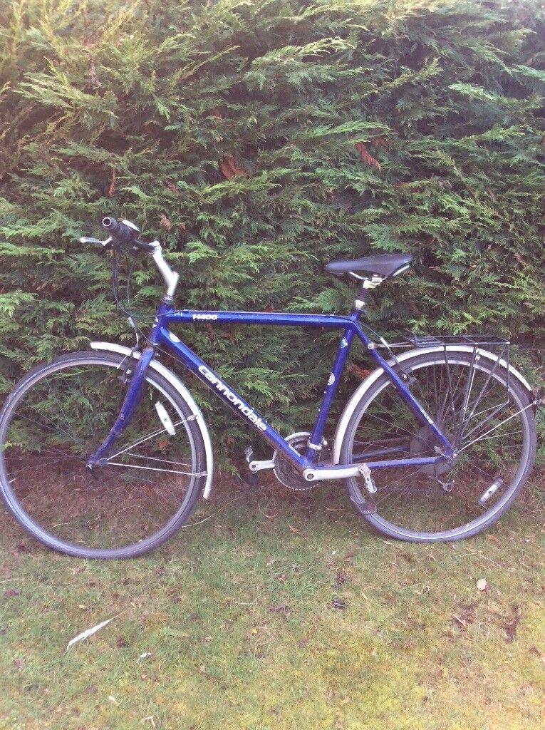 08c3ccab3d9 CANNONDALE - H400 bike frame - CAAD2 frame | in Barnton ...