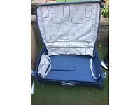 Samsonite suitcases (2)