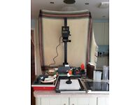 Durst M370 Colour Enlarger and accessories - as new