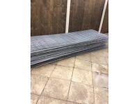 Metal mesh sheets
