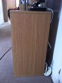 TV stand used for one year. Perfect condition