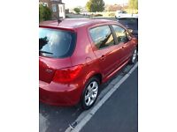 Peugeot 307 ideal first car