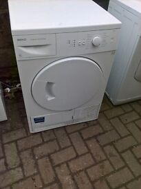 white Condensed beko dryer....Mint free delivery