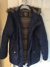 Boys Age 11 Winter Coat