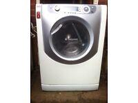 Hotpoint aqualtis washing machine 9kg