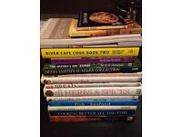 16 recipe / food books