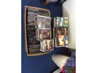 Hundreds of DVDs(movies)for20£only!!!