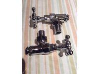 Myson Cross Head valves.