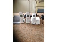 Gigaset home cordless phone system