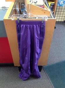 MEC Ladies Shell Pants w/ full-zip legs -W size M- purple (sku: Z14820)