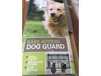 Vehicle Dog Guard