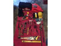 Gas and plumbing tools