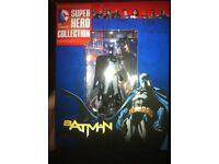 DC Superhero Collection figures/comics brand new in boxes! Batman Superman & Wonder Woman