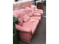 Free Sofa and Chair (Alexandra Terrace Senghenydd)